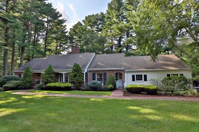 Lynnfield MA Single Family Home For Sale: $1,199,999