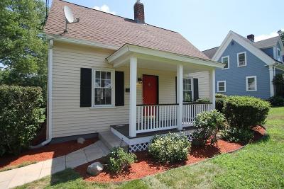 Abington Single Family Home For Sale: 179 Washington St