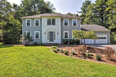 Holliston Single Family Home New: 48 Briarcliff Ln