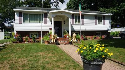 Fall River Single Family Home For Sale: 90 Lebaron St