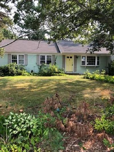 Barnstable Single Family Home New: 9 Justice Douglas Way
