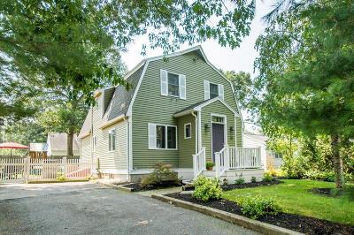 Sudbury Single Family Home Under Agreement: 31 Birchwood Ave
