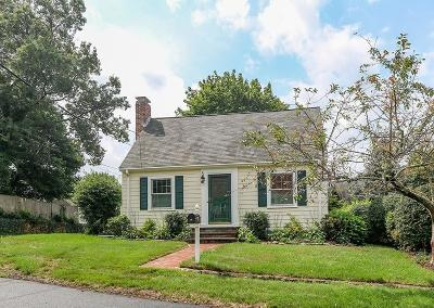 Westwood MA Single Family Home New: $569,000
