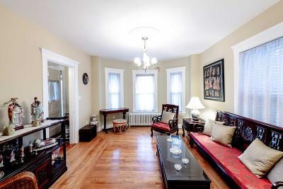 Malden Single Family Home Under Agreement: 72 Fairview Ave