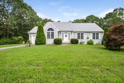Sandwich Single Family Home New: 18 Pleasant Wood Dr