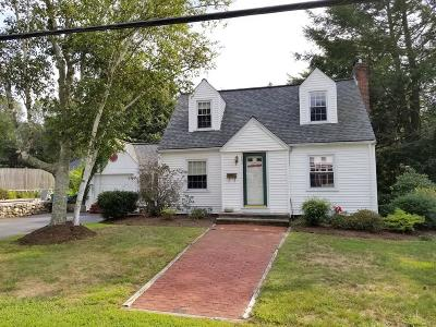 Ashland Single Family Home Under Agreement: 163 Concord St
