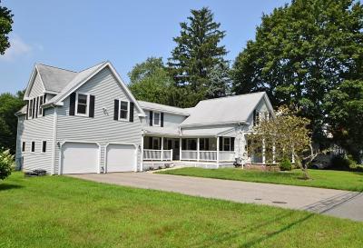 Single Family Home New: 114 Cross St