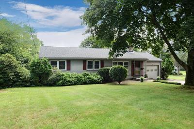 Ashland Single Family Home Under Agreement: 32 Cedar St