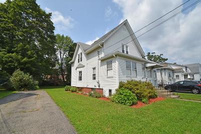 Single Family Home New: 84 Coburn Ave