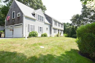 Marshfield Single Family Home For Sale: 2 Grove Street