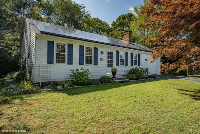MA-Barnstable County Single Family Home New: 107 Witchwood