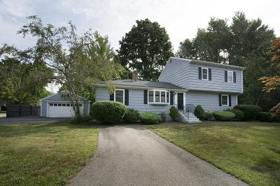 Whitman Single Family Home Under Agreement: 89 Washington Ter