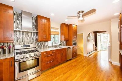 Somerville Single Family Home For Sale: 2 Snow Ter