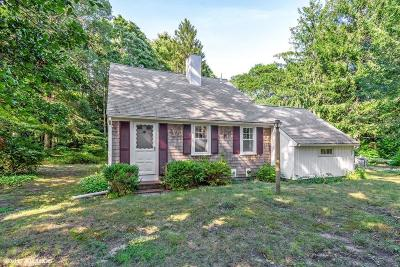 MA-Barnstable County Single Family Home New: 18 Indian Trl