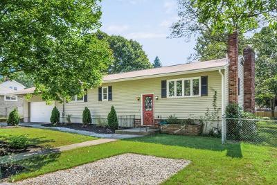 Attleboro Single Family Home For Sale: 16 Turcotte St