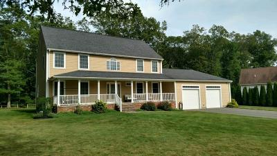 Swansea Single Family Home For Sale: 181 Shaylee Place