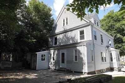 Boston Single Family Home For Sale: 547 Talbot Ave