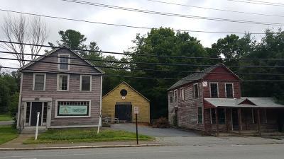 Bolton Multi Family Home For Sale: 711 & 713 Main Street