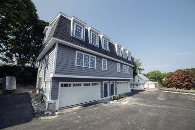 Quincy Condo/Townhouse Under Agreement: 260 West St. #1