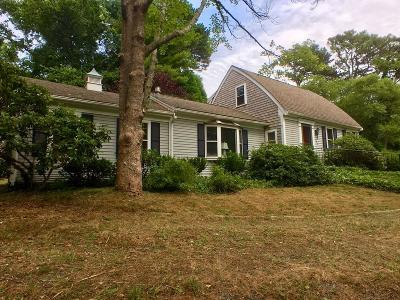 MA-Barnstable County Single Family Home New: 134 Stonehenge Dr
