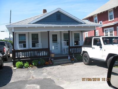 Marshfield Rental New: 36 12 Th Rd #1