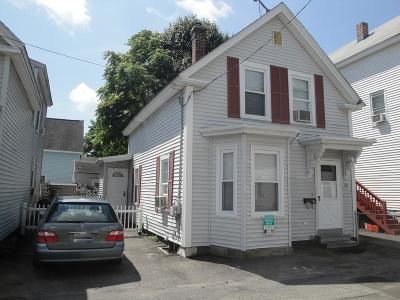 Lowell Single Family Home Contingent: 32 West L Street