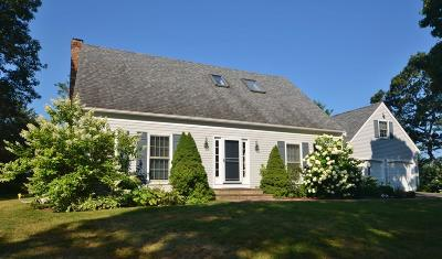 MA-Barnstable County Single Family Home New: 8 Bob White