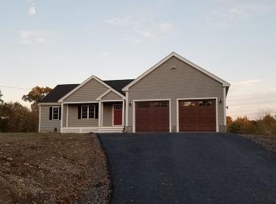 Middleboro Single Family Home Under Agreement: 61 Cedar Street