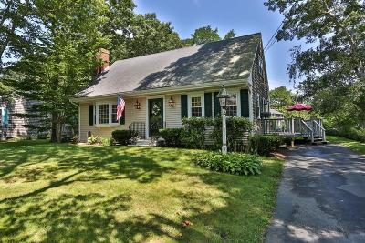 MA-Barnstable County Single Family Home New: 6 Rustic Ln