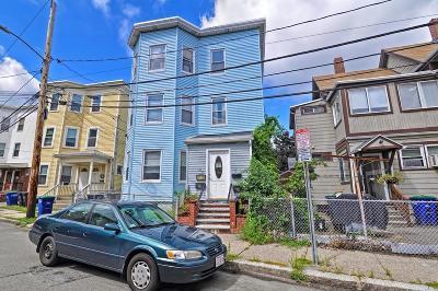 Somerville Multi Family Home New: 20-22 Leland Street