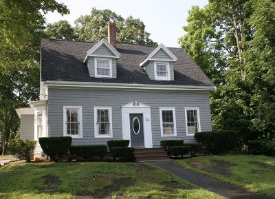 Rockland Single Family Home Contingent: 156 Webster St