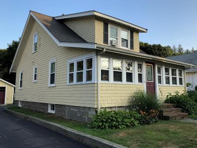 Weymouth Single Family Home Under Agreement: 142 Pine St