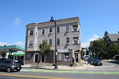 Somerville Multi Family Home For Sale: 669 Somerville Ave
