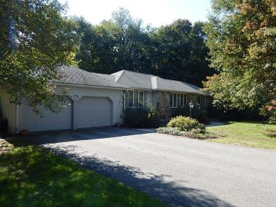 Canton Single Family Home Contingent: 16 Standish Dr