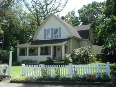 Franklin Single Family Home For Sale: 94 East Central Street