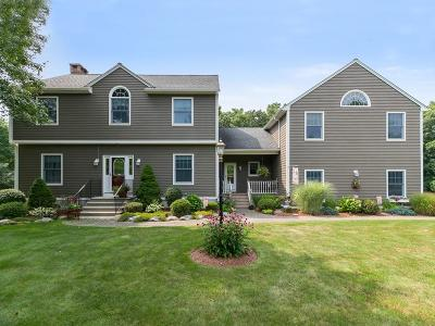 Rehoboth Single Family Home For Sale: 148 Cameron Way