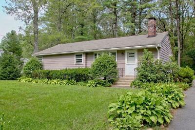 Hudson Single Family Home For Sale: 21 Parmenter Road