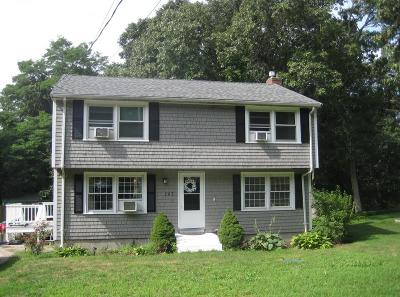 MA-Norfolk County, MA-Plymouth County Single Family Home New: 147 Brook Rd