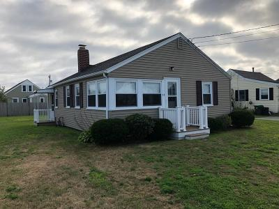 Marshfield Single Family Home Under Agreement: 55 Everson Road