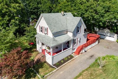 MA-Norfolk County, MA-Plymouth County Single Family Home New: 43 Howland St