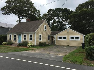 MA-Barnstable County Single Family Home For Sale: 8 Worcester Ct