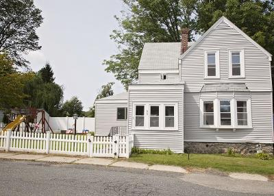 Marlborough Single Family Home Under Agreement: 99 Russell St