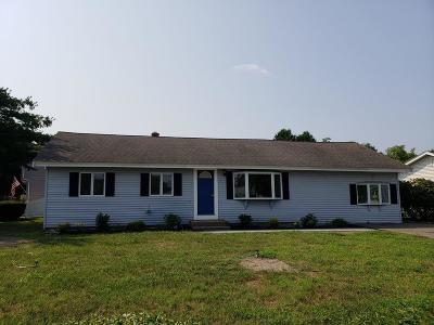Canton Single Family Home For Sale: 14 Walford Park Dr