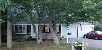 Barnstable MA Single Family Home New: $349,900