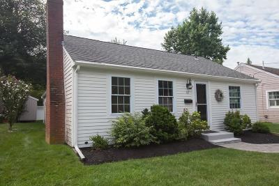 Scituate Single Family Home For Sale: 49 Hawley Rd