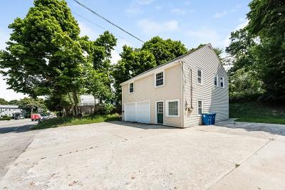 Braintree Single Family Home Extended: 701 Union St