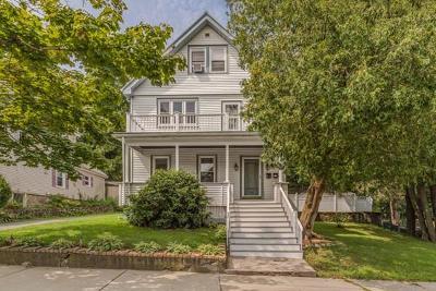 Malden Multi Family Home For Sale: 186 Mount Vernon St
