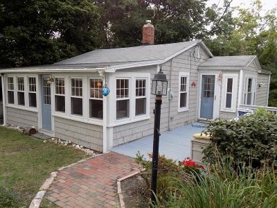 Wareham Single Family Home For Sale: 6 Oak Hill Rd
