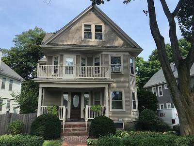 Arlington Rental For Rent: 171 Mystic St #2