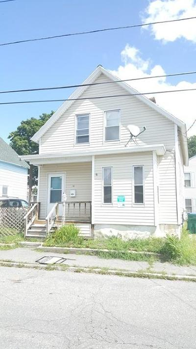 Lowell Single Family Home Under Agreement: 726 School St